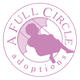 a full circle adoption logo